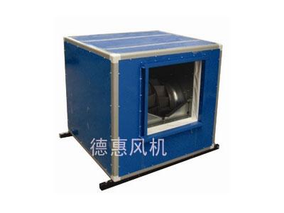 DBF系列低噪音离心风机箱
